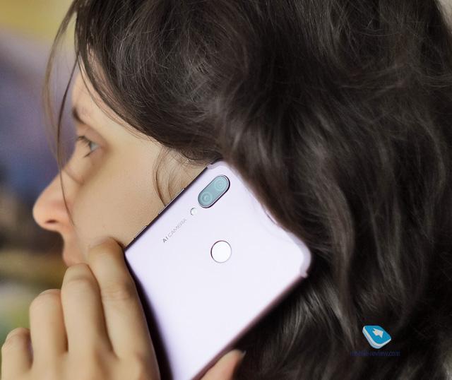 Обзор смартфона Honor Play (COR-L29)