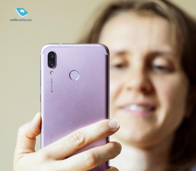 Honor Play (COR-L29) обзор игрового смартфона