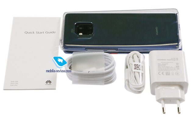 Две недели с Huawei Mate 20 Pro