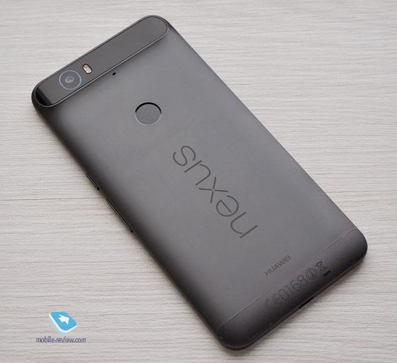 Mobile-review com Обзор смартфона Huawei Nexus 6P