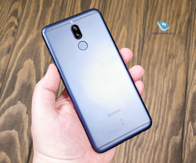 Первый взгляд на Huawei nova 2i
