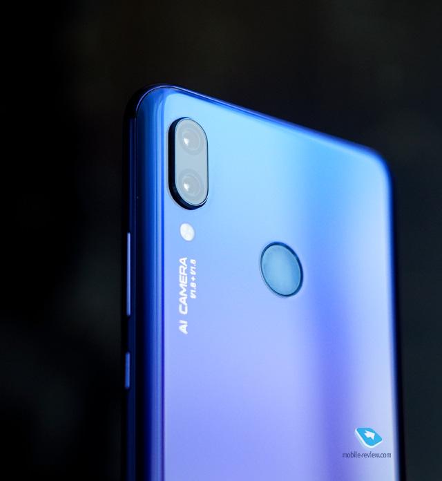 Обзор смартфона Huawei nova 3 (PAR-LX1)