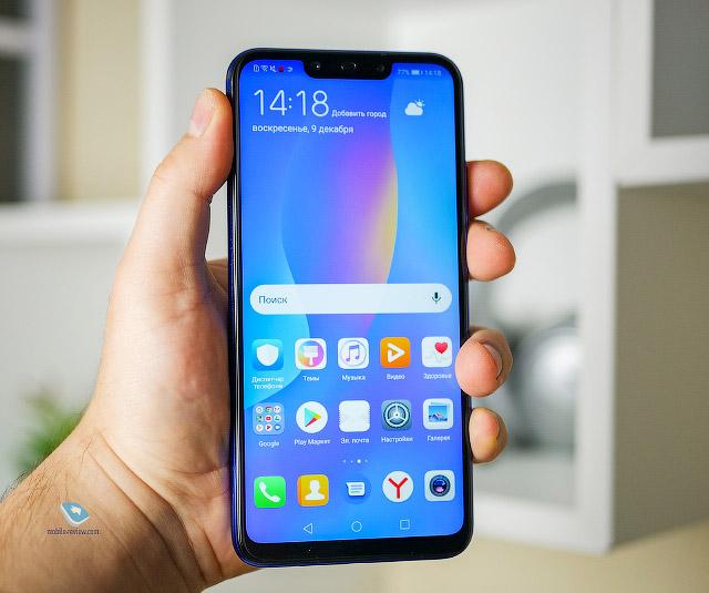 Обзор Huawei nova 3i (INE-LX1)