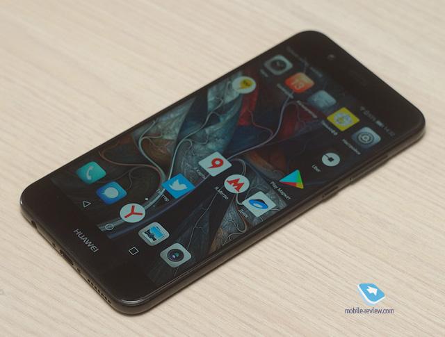 Обзор смартфона Huawei Nova 2 Plus