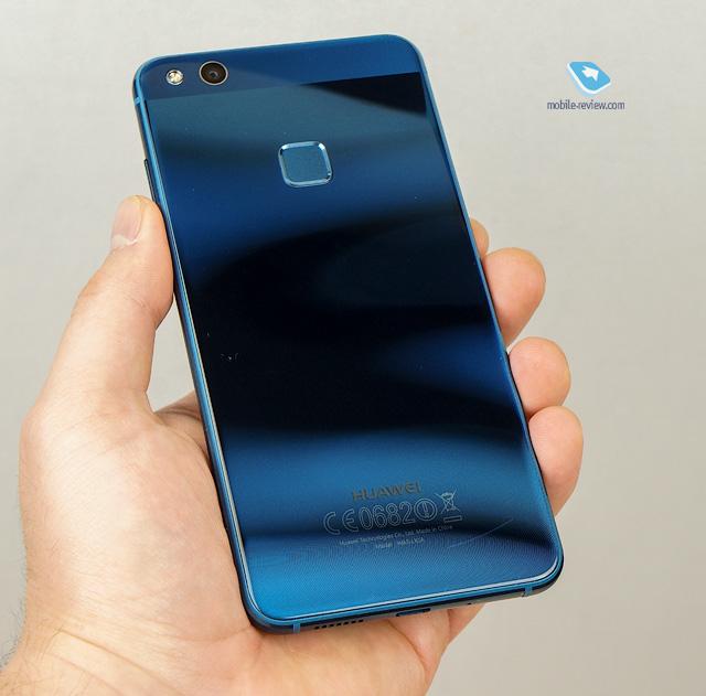Обзор смартфона Huawei P10 Lite