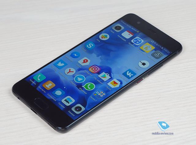 Обзор Huawei P10 Plus
