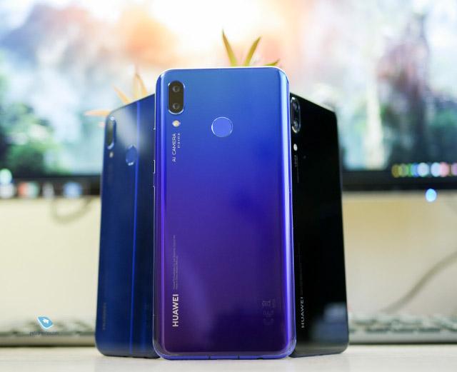 Сравнение качества фотографий Huawei P20 Lite, nova 3 и P20