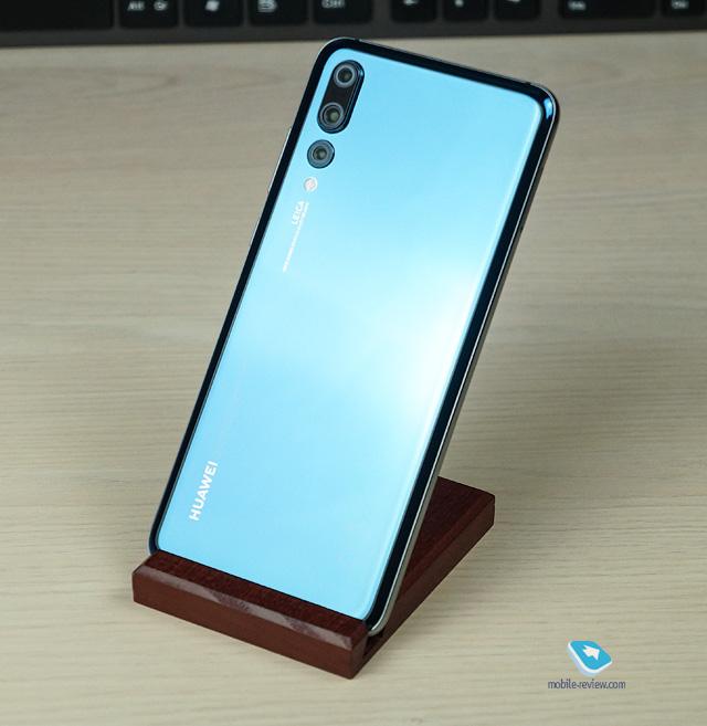 Обзор камерофона Huawei P20 Pro