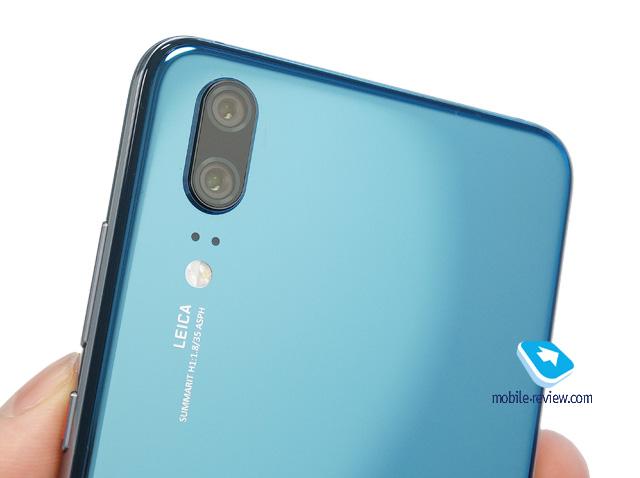 Первый взгляд на Huawei P20