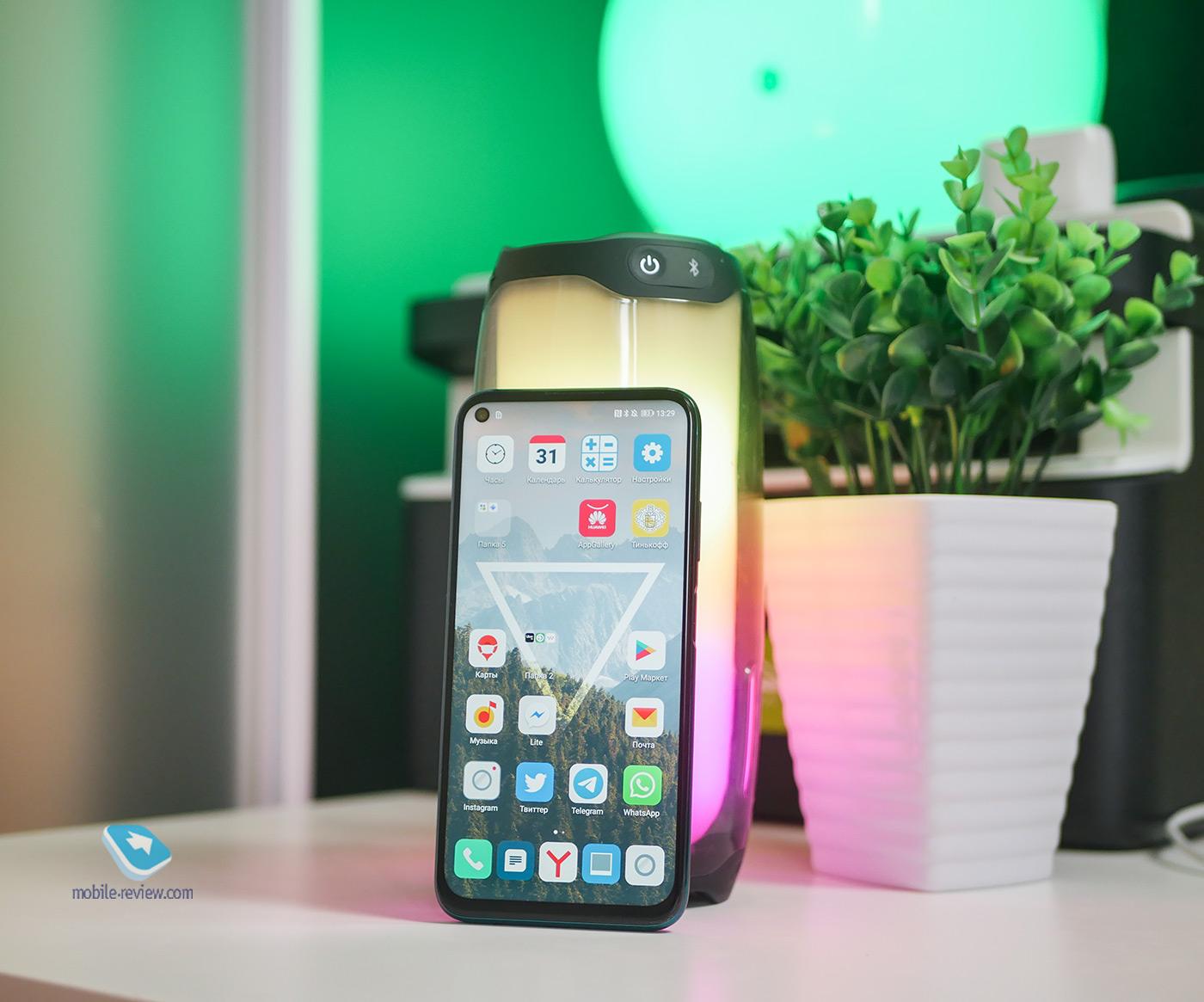 Обзор Huawei P40 Lite – жить без сервисов Google возможно!