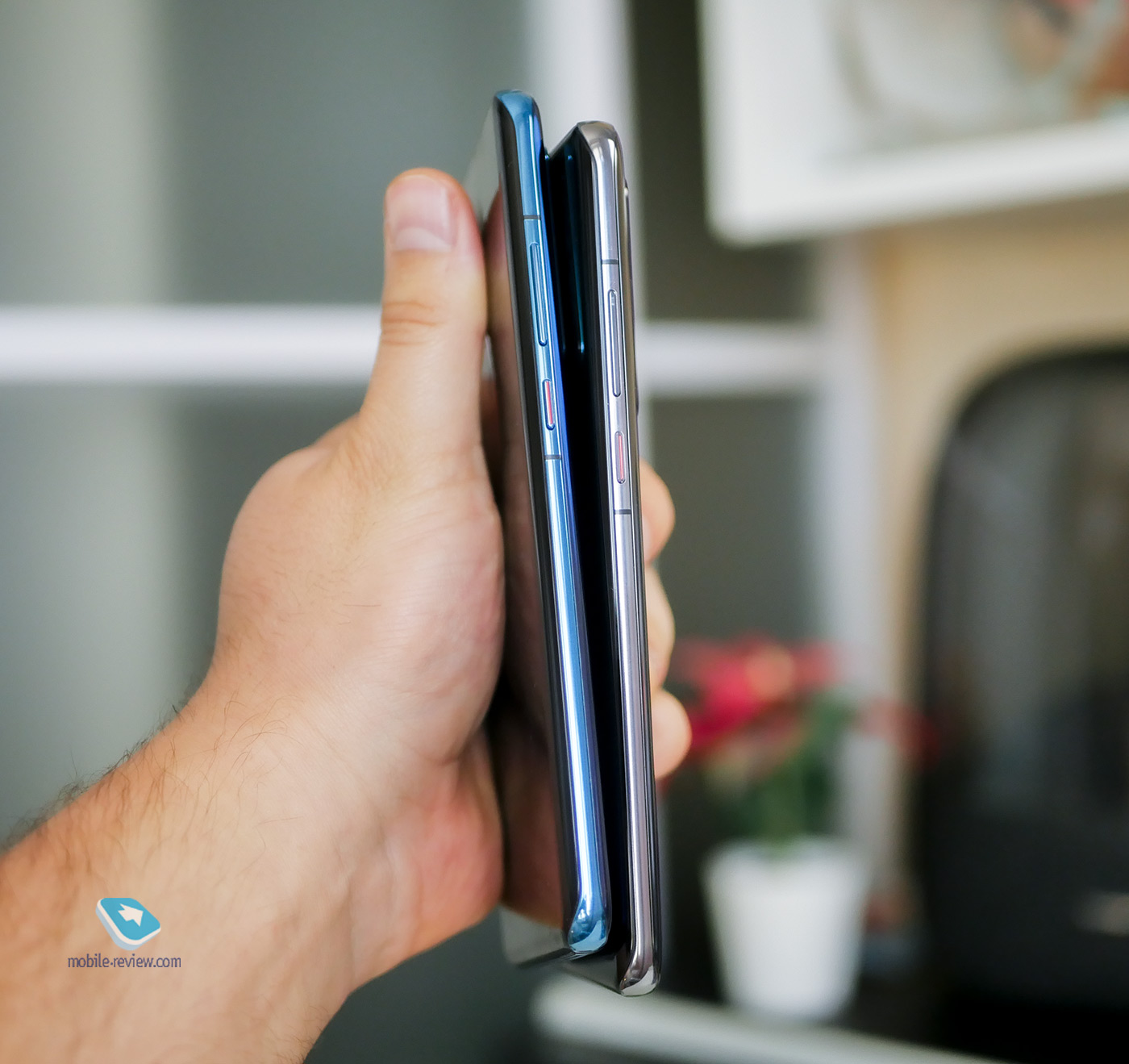 Сравнение Huawei P40 Pro и P40 Pro Plus