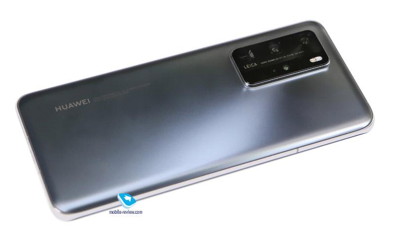 Первый и детальный взгляд на флагман Huawei P40 Pro (ELS-NX9)