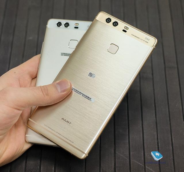 Huawei P9 и Huawei P9 Plus