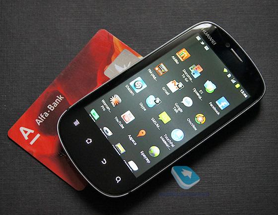 Mobile-review.com Обзор смартфона Huawei Vision (U8850)