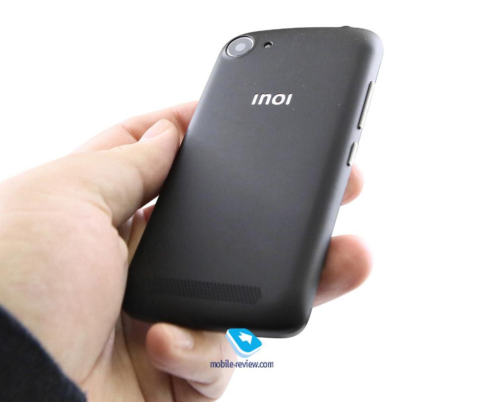 Обзор самого дешевого смартфона Inoi 1 Lite