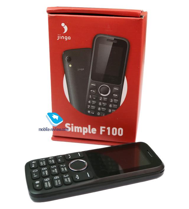 инструкция к телефону jinga f100