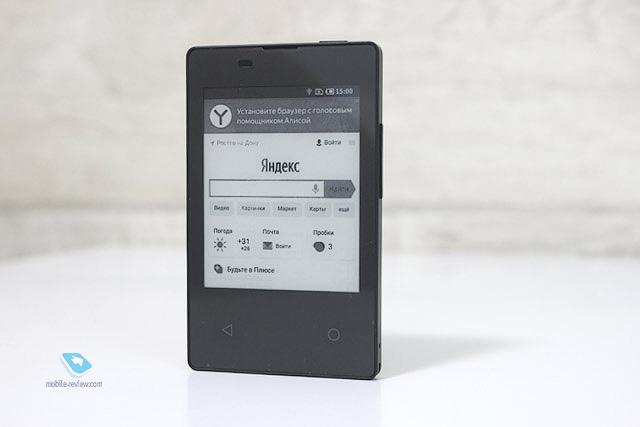 Обзор смартфона Kyocera CardPhone KY-01L