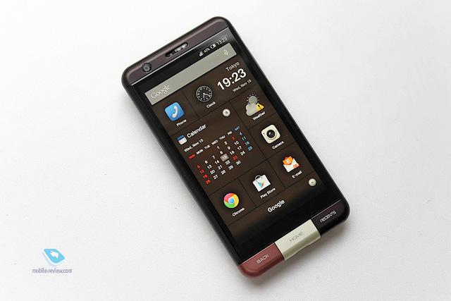 Обзор дизайнерского смартфона Kyocera INFOBAR A03