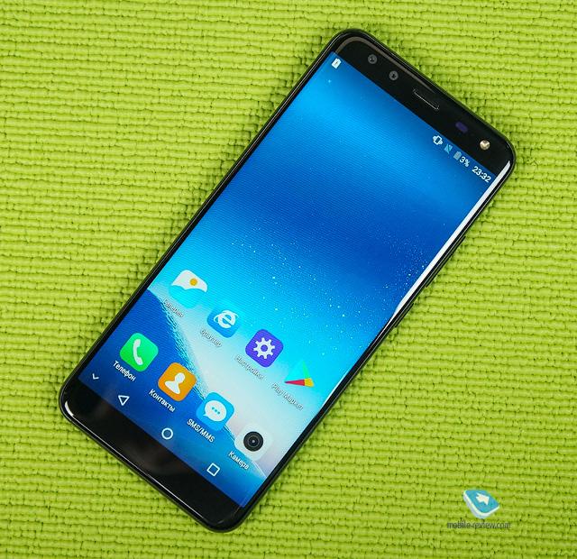 Обзор смартфона Leagoo S8