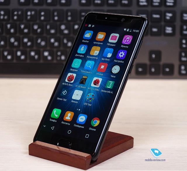 Обзор смартфона Leagoo T5c