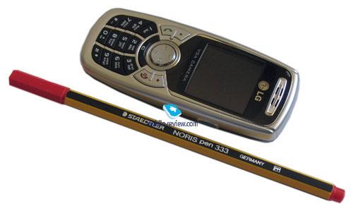 Размер телефона 105.5 Х 44 X