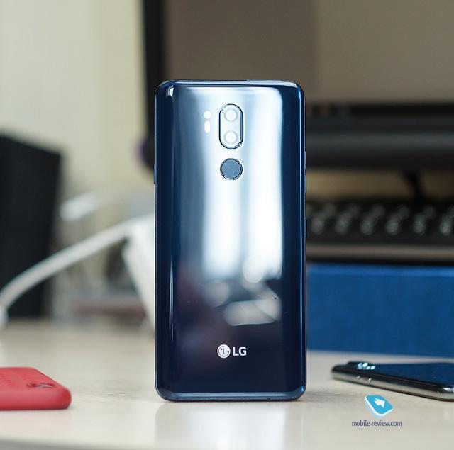 Обзор флагмана LG G7 ThinQ