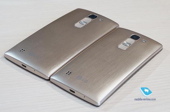 LG Magna (H502F) и Spirit (H422)