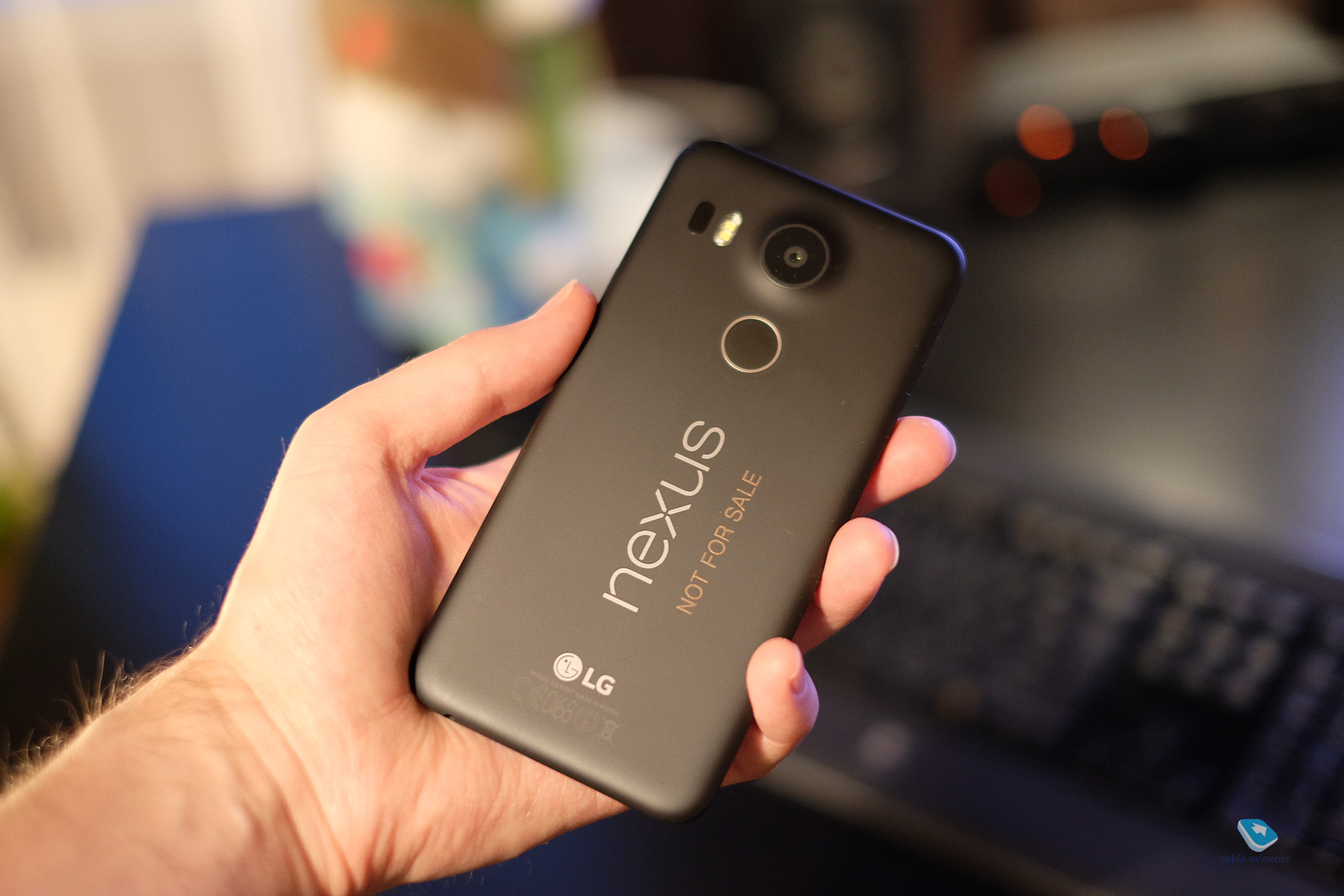 Mobile-review.com Обзор смартфона LG Nexus 5X