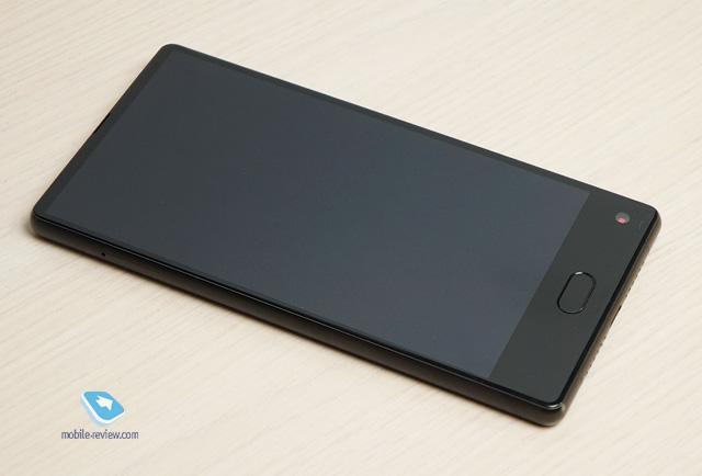 Обзор смартфона Maze Alpha