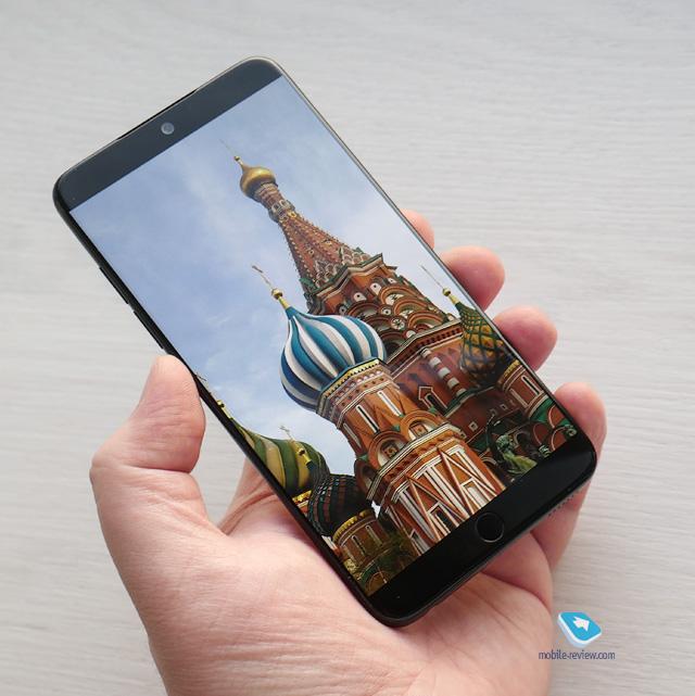 Обзор смартфона Meizu 15