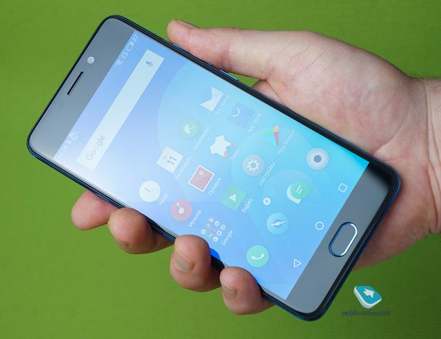 Обзор смартфона Meizu M6 Note