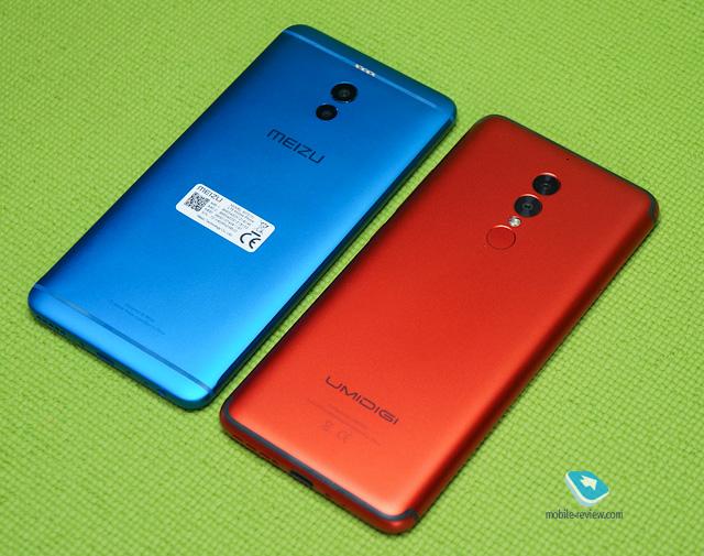 Mobile-review com Обзор смартфона Meizu M6 Note