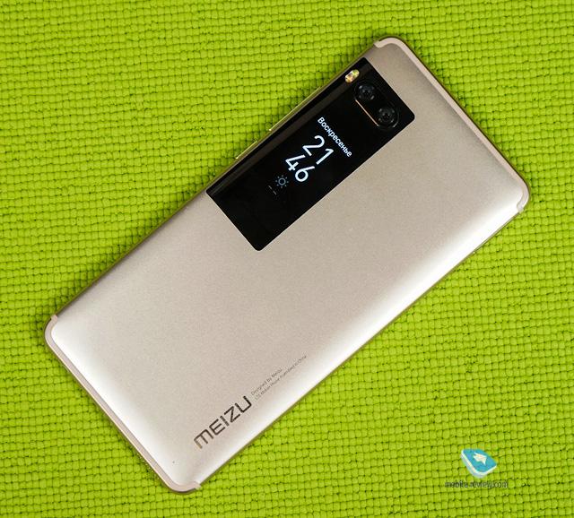Обзор смартфона MEIZU Pro 7