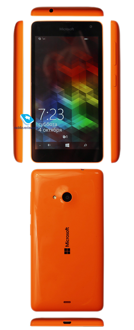 Microsoft Lumia 435 DS (RM-1069)