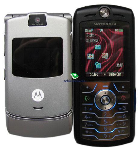 Mobile review com обзор gsm телефона motorola slvr l7
