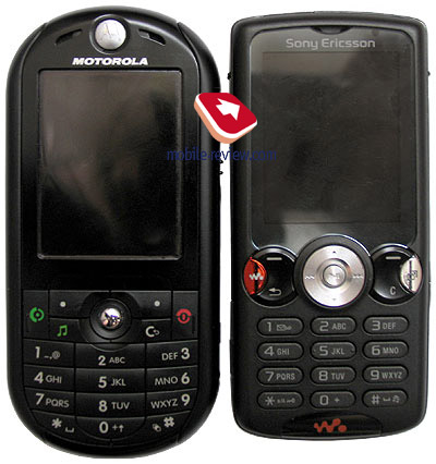 Mobile-review com Music handsets comparison - which one to