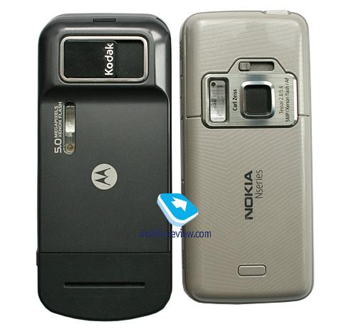 Телефон полностью повторяет своего предшественника, motorola e8, сказать что-то другое о нем нельзя