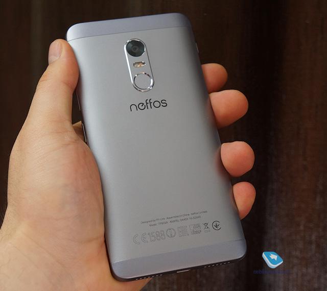 Обзор смартфона Neffos X1