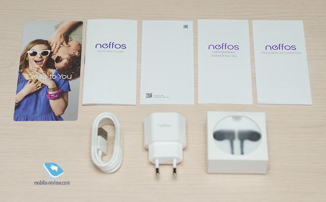 Neffos X1