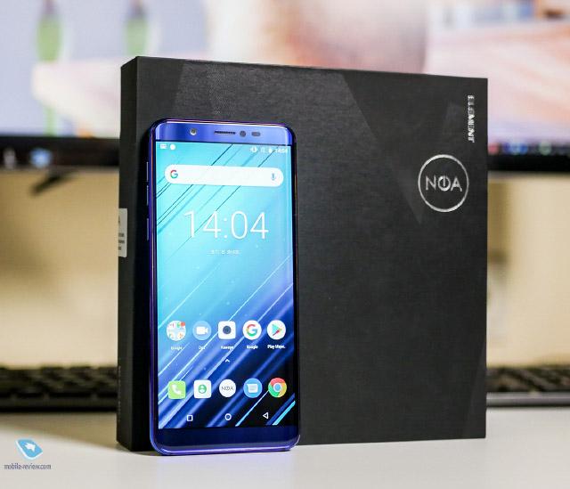 Обзор смартфона NOA N7