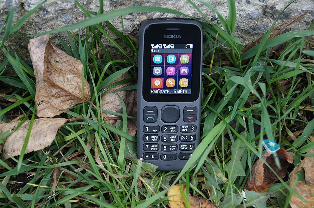 Обзор GSM-телефона Nokia 101