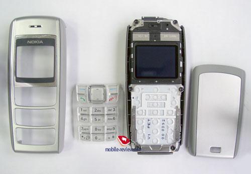 ...сотового телефона Нокия 1110/1600. исследования. факро. также смотрят схема сотового телефона Nokia 1610/1611.
