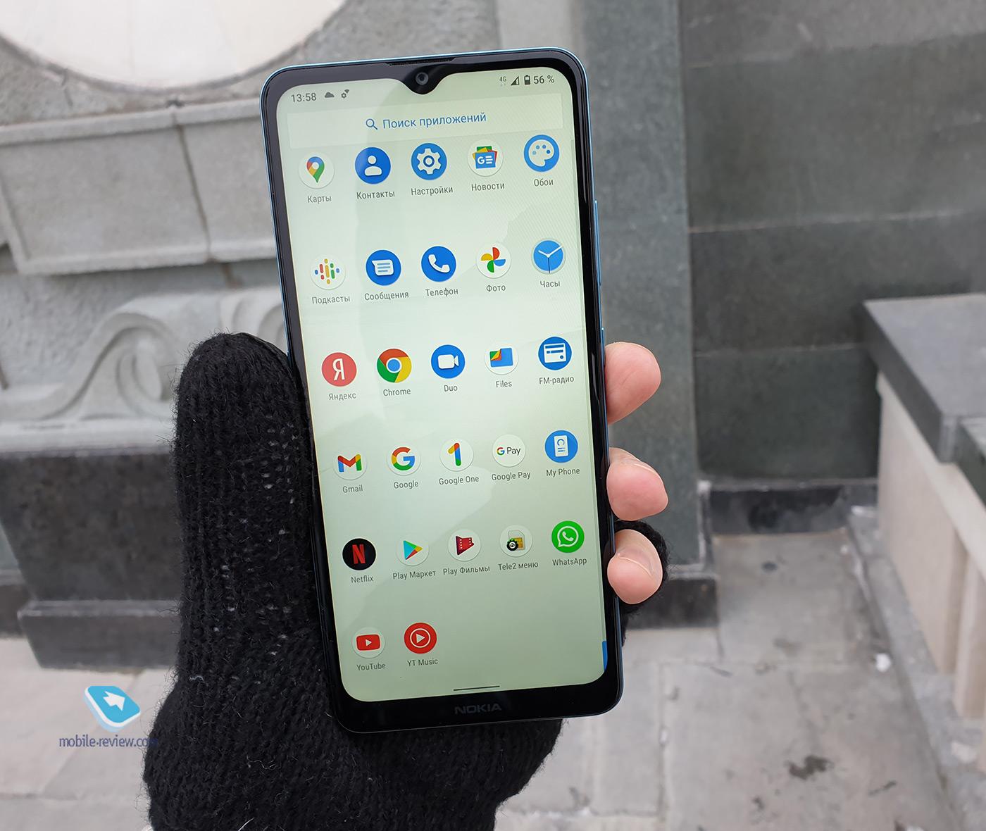 Обзор Nokia 2.4: доступный смартфон за 9 990 рублей