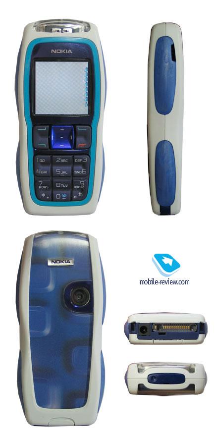 Mobile-review com Review GSM-phone Nokia 3220