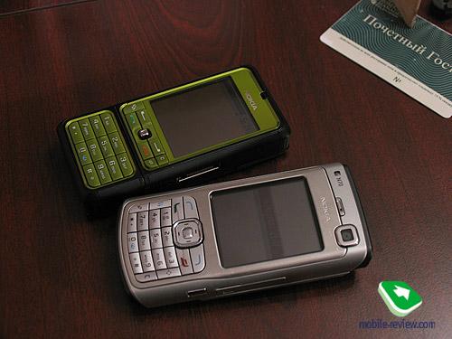 Опубликовано - 09 февраля 2006 г. Обзор Nokia 3250.