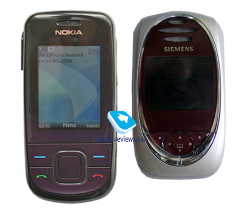 The handset comes in two flavors – Charcoal and Wine. In either case the front fascia, which is monotone, defines the color scheme employed by the phone.