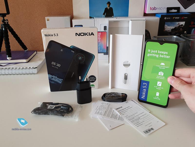 Обзор Nokia 5.3: ваша рабочая лошадка от Nokia