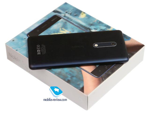 Обзор Android-смартфона Nokia 5 (TA-1053)