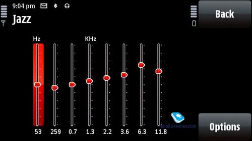 ...в частности вы можете выбрать баланс каналов а также включить Stereo Widening (расширение стереобазы)...