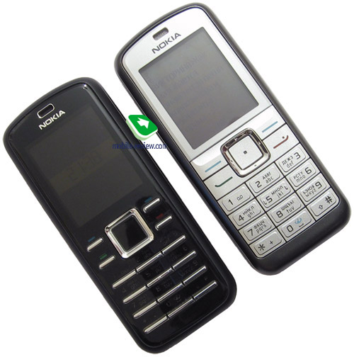 выпустив Nokia 6080?